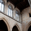 Retford Church internal view — Stock Photo