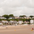 Royalty-Free Stock Photo: Saundersfoot Seaside Town