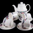 Tea service — Stock Photo #6114642