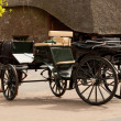 Stock Photo: Horse Drawn Cart