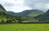 Lake District Mountains — Stock Photo