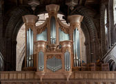 Cathedral Organ — Stock Photo