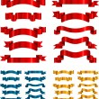 Vector ribbons — Vector de stock #6059004