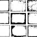 Grunge frames — Stock Vector #6059167
