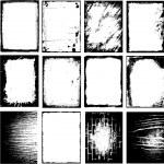 Grunge frames — Stock Vector #6059173