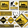Under construction — Stock Vector #6059593
