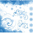 Royalty-Free Stock Vector Image: Winter items