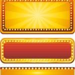 Vector casino banners — Stock Vector #6059637