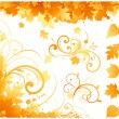 Royalty-Free Stock Vectorielle: Autum items