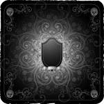 Grunge gothic background — Stock Vector