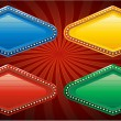 Casino background - Stock Vector