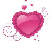 Valentine's day items — Vector de stock