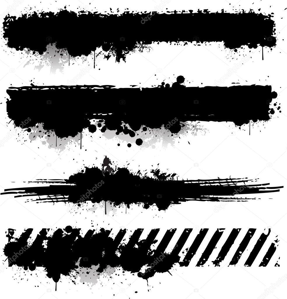 vector grunge clipart - photo #23