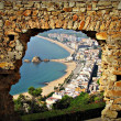 Stock Photo: Mirando Blanes