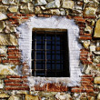 Stock Photo: Ventana de entonces