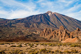 El teide — Stock Photo