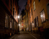 Dark Alley — Stock fotografie