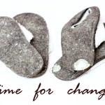 変更のための時間 — ストック写真