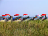 Cape May Beach, New Jersey. — Stock Photo