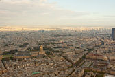 Paris from the Eiffel Tower. — Zdjęcie stockowe