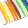 Multicolor sewing threads — Stock Photo #6135359