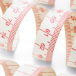 Measuring tapes — Stock Photo