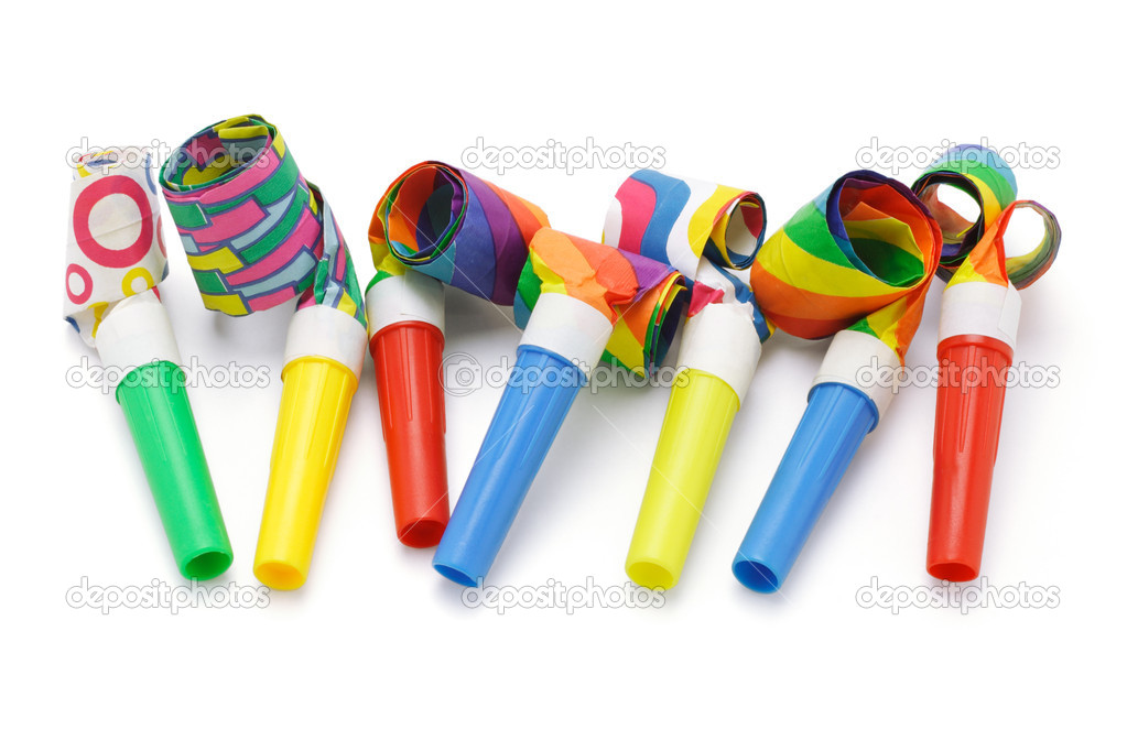 Party Blower: Stock Photo © Design56 #6137814