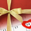 Gift of Valentine — Stock Photo