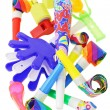 Party noisemakers — Stock Photo