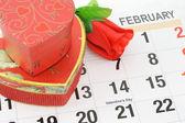 Valentin dag — Stockfoto