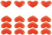 Láska srdce pozadí — Stock fotografie