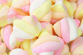Marshmallow candies — Stock Photo