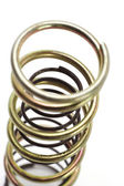 Metal spring coils — Stock Photo