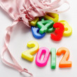 2012 new year — Stock Photo #6350746