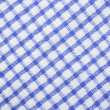 Gingham surface texture — Stock Photo