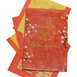 Chinese New Year red packets — Stock Photo #6542374