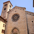 Church of St Fedele - Como - Italy - Stock Photo