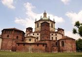 Basilica of San Lorenzo - Milano Italy — Stock Photo