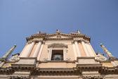 The church of Santa Maria dei Servi - Vicenza - Italy — Stock Photo