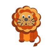 Illustration de lion — Photo