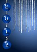 2012 gott nytt år — Stockfoto