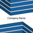 Company name — Vector de stock #6402982