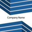 Company name — Stock Vector