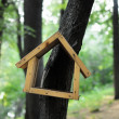 Birdhouse — Stockfoto #6074395