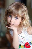 Petite girl — Photo