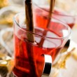 Glogg drink — Stock Photo