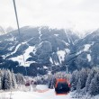 Ski resort — Stock Photo #6085518