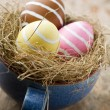 Easter eggs — Stock Photo #6085638