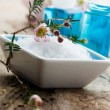Bath salt — Stock Photo #6085675