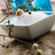 Bath salt — Stock Photo #6085676